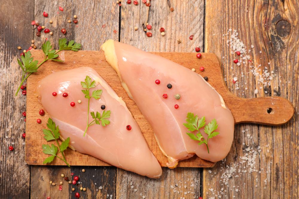 pechuga de pollo ecologica sin antibióticos nana