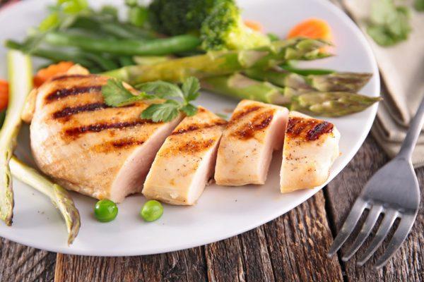 pechuga de pollo ecologica sin antibióticos sugerencia presentación