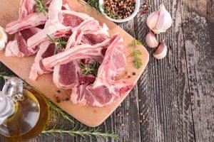 chuletillas de cordero ecológico nana carne bio fresca