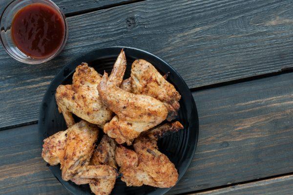 alitas de pollo nana carne orgánica y saludable