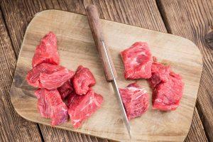 Carne orgánica de Ternera para guisar Nana