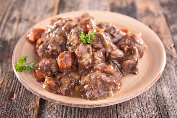 sugerencia presentación carne orgánica de ternera para guisar
