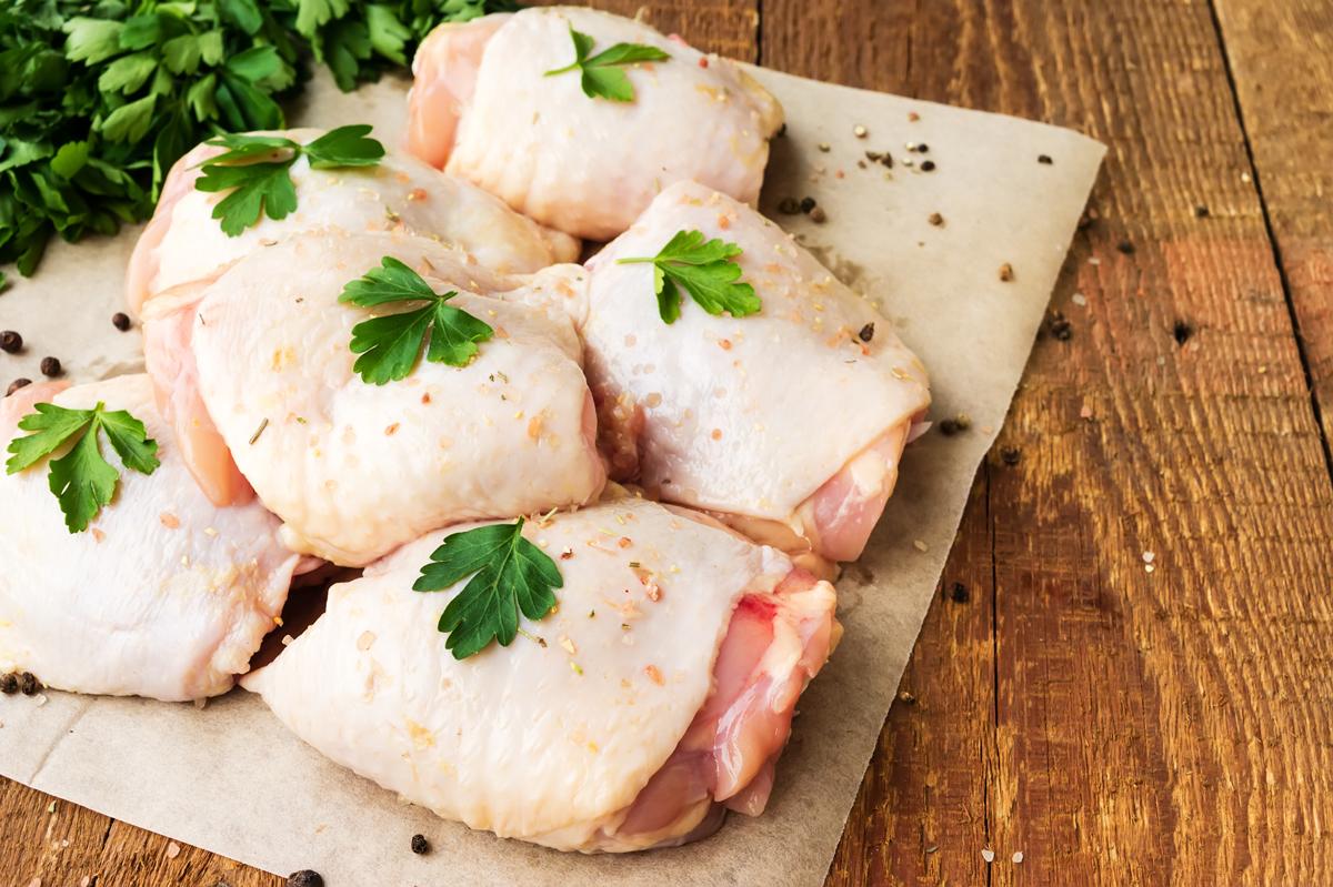 contramuslos de pollo orgánico eco bio nana