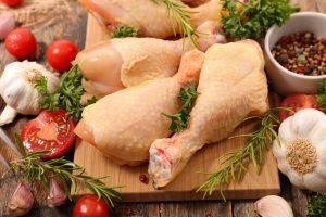 Muslo de Pollo Orgánico Ecológico Sin Antibióticos