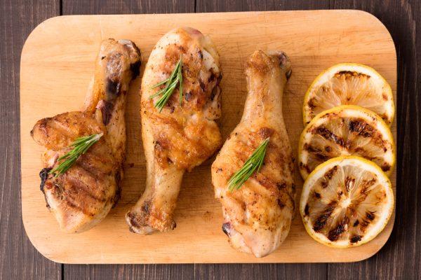 muslo de pollo orgánico nana food