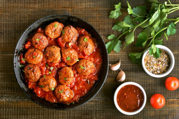 carne de ternera orgánica Nana sugerencia preparación