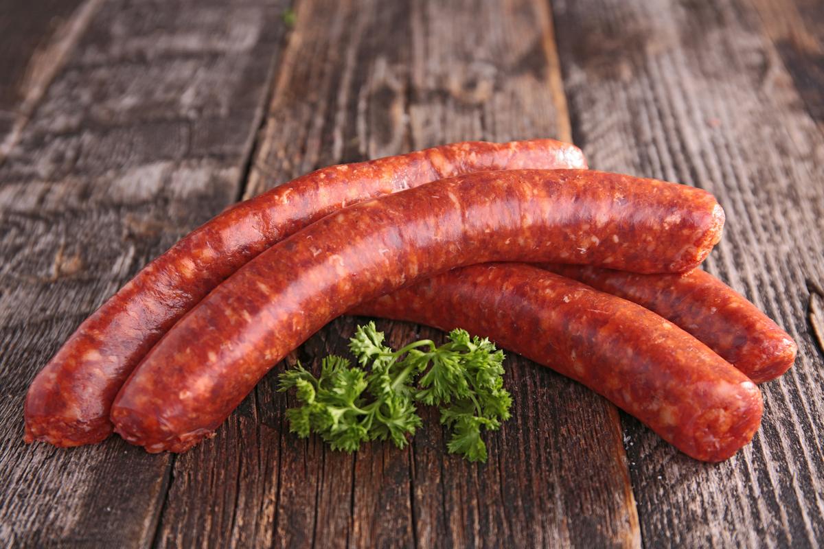 Chorizo fresco de Cerdo orgánico