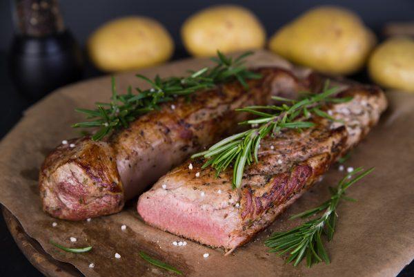 solomillo de cerdo orgáncio eco bio nana