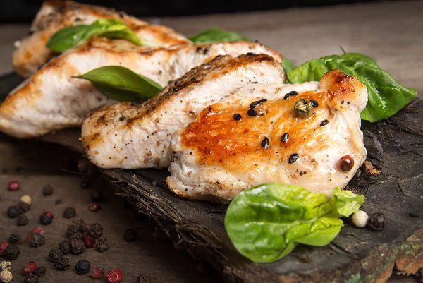 Solomillo de pollo orgánico eco bio Nana